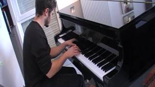 The Beatles - With A Little Help From My Friend piano
