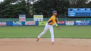 Jeffry Roldan-  Middle Infielder Recruiting Video