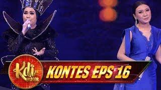 Buat Semua Terkesima, Ardea Duet Bareng Iyeth Bustami [LAILA CANGGUNG] - Kontes KDI Eps 16 (27/8)