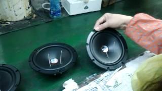 car speaker production line