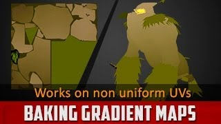 Baking Gradients Across Models. [Maya]