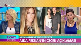 Mustafa Ceceli'ye sanatçılardan tepki