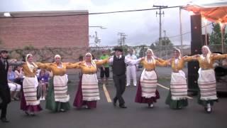 Dionysos Dance Troupe- Ballaristos & Syrtos Parou