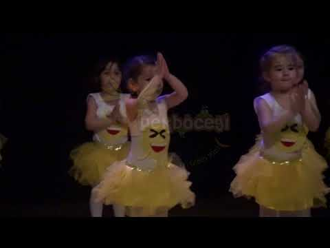 Bum Bum Bole Dansı  ( 2016   2017 )  İpekböceği Anaokulu