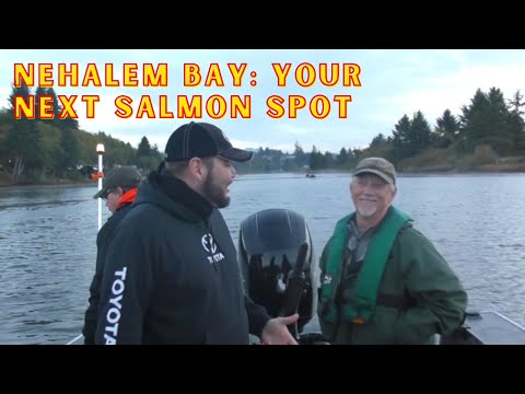 NWFR Tips And Trips | Nehalem Bay Salmon Fishing Destination