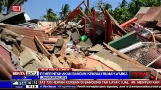 JK Pastikan Pemerintah Pusat Bantu Pemulihan Korban Gempa Lombok
