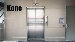 Kone Traction Elevator @ H&R Block Garage - Kansas City, MO