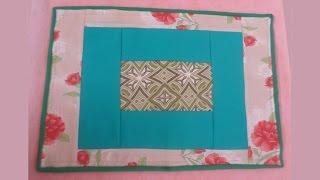 Fazendo tapetes de retalho – Reciclando sobras