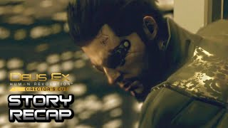 The story recap for the 2011 Deus Ex Human Revolution game with narration by Elias Toufexis the voice actor for Adam Jensen Catch up on the story of Deus