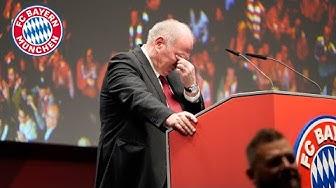 Der Abschied von Präsident Uli Hoeneß - FC Bayern Jahreshauptversammlung 2019