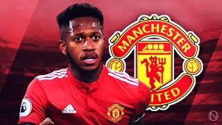 FRED - Welcome to Man United - Sublime Skills Passes Goals amp Assists - 2018 HD