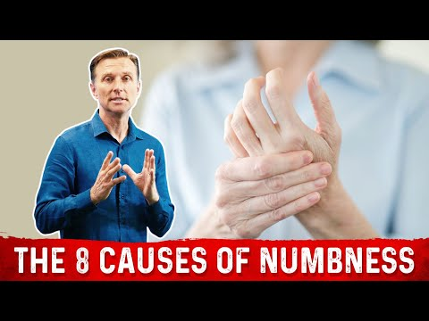 The 8 Causes of Numbness in the Body