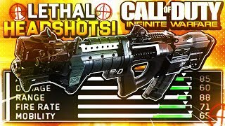 the *EPIC* VARIANT of the STRONGEST ASSAULT RIFLE in INFINITE WARFARE!