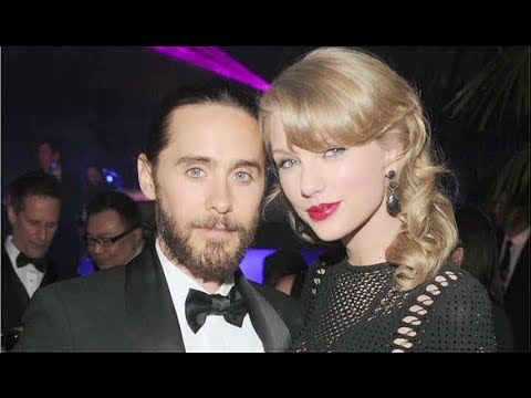 NEW COUPLE ALERT: Taylor Swift & Jared Leto?!