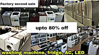 Electronic Items Direct From Warehouse, Wholesale, Retail, AC, Fridge, Toaster Oven, Juicer, Led Tv