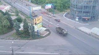 """Ucraina: Poroshenko a Putin """"incursione carri armati inaccettabile"""""""