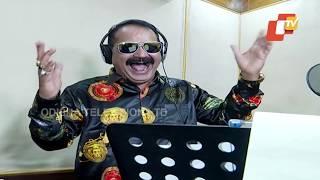 Congress MLA Tara Bahinipati Records Song At Music Studio