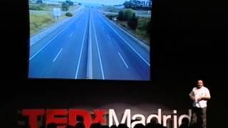 Infraestructuras como procomun: Ramon Roca at TEDxMadrid