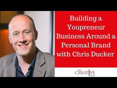 Building A Youpreneur Business Around A Personal Brand With Chris Ducker
