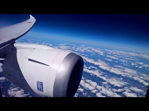 British Airways Boeing 787-8 Seoul Incheon - London Heathrow (G-ZBJD)