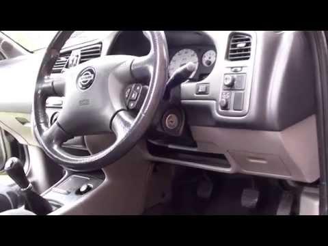 Nissan Primera P11 Fuse Box Location Video - YouTube on