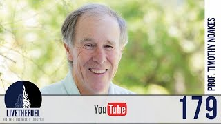 179: A Healthy Legal Battle with Dr. Timothy Noakes and The Noakes Foundation