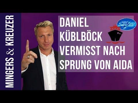 Daniel Küblböck vermisst nach Sprung von AIDA | #FragMingers