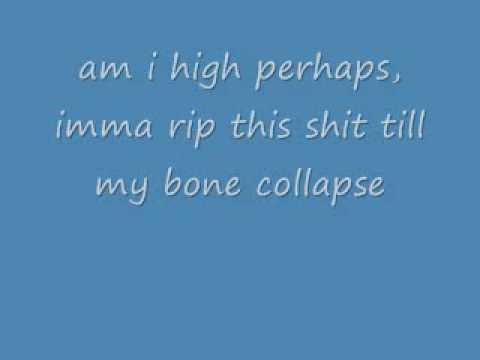 Till I Collapse Lyrics