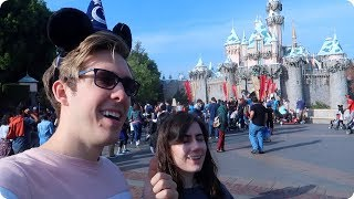 Christmas at Disneyland California Adventure!