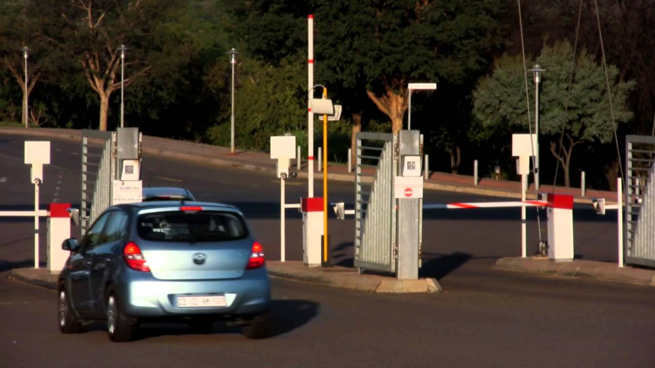RFID Vehicle Access Control - YouTube