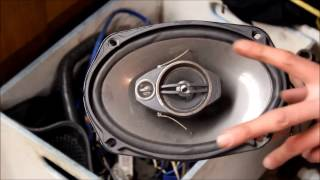 Car Stereo Install | Head Unit, Amps, Subwoofer