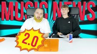 Music news 2.0 #3