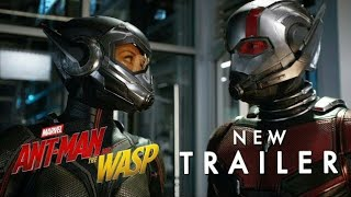 Marvel Studios' Ant-Man and The Wasp - Official Trailer Full-HD