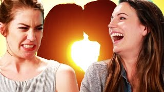 Women Discuss Kissing On First Dates