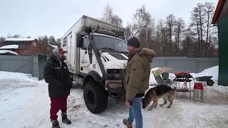 Редкий Автомобиль Bremach. Автодом На Его Базе. Почему В России Сложно Построить Автодом!?