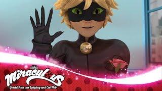 MIRACULOUS 🐞 VERLIEBT IN CAT NOIR 🐞 | STAFFEL 3 | Geschichten von Ladybug und Cat Noir