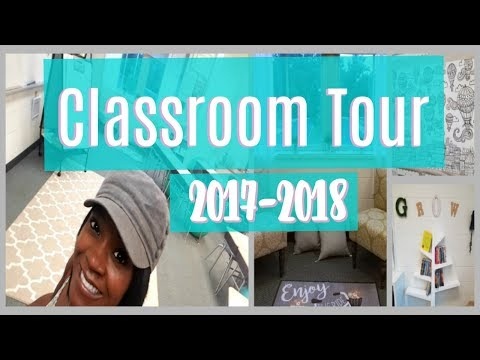 Classroom Tour 2017-2018 {It's Heart Work}