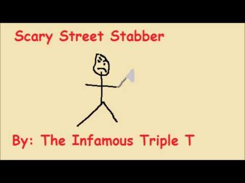 Scary Street Stabber FULL ALBUM