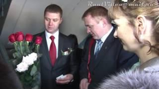 Выкуп невесты на свадьбе  Свадьба в Казани 7 2013
