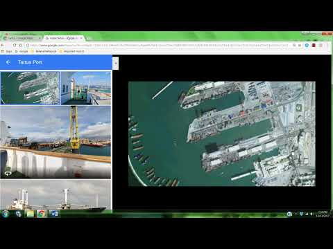 Trend Update: Russia Expands Naval Base in Tartus, Syria, December 2017
