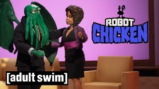 3 Oprah Guests | Robot Chicken | Adult ...