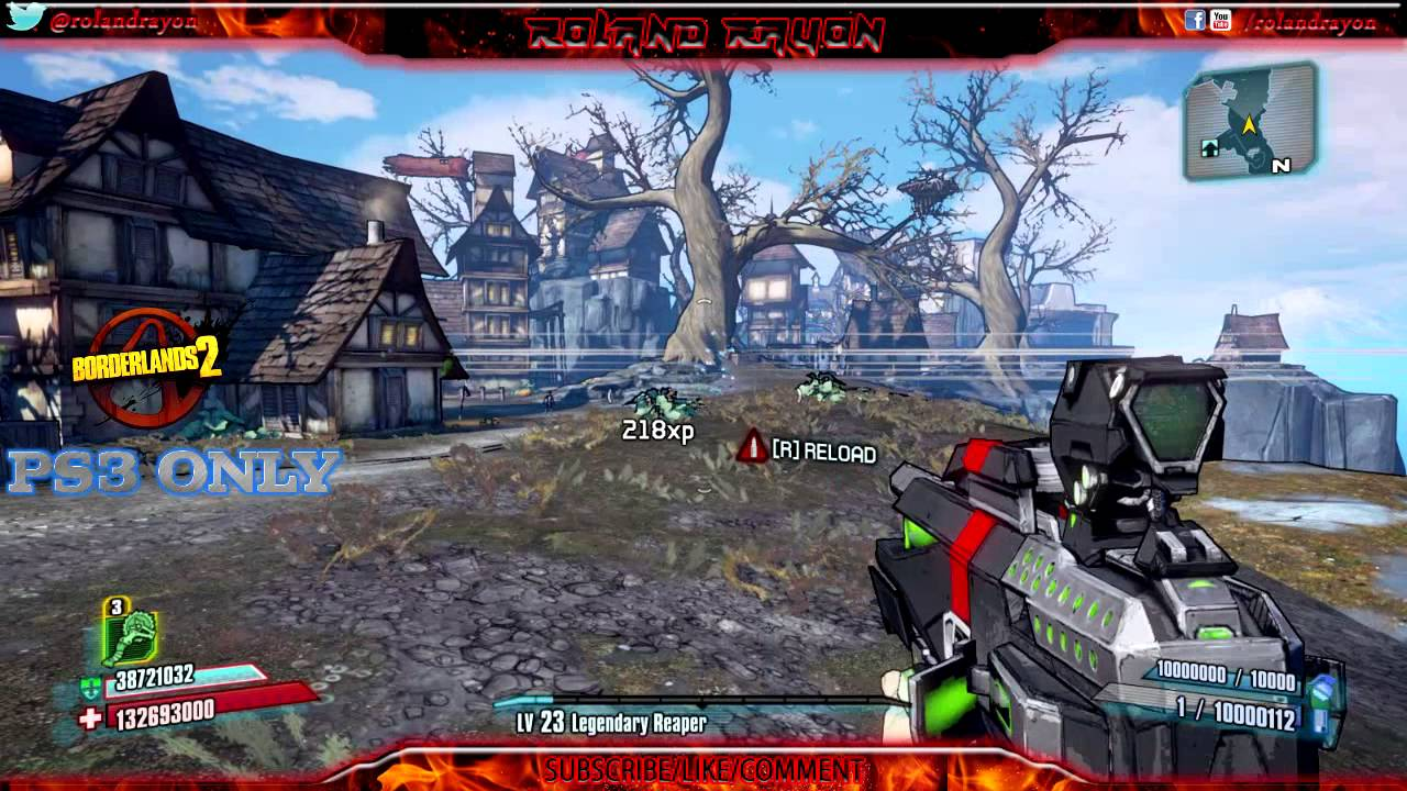 Borderlands 2 legendary game save ps3 house of mouse level 2 game
