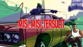 Misi-Misi Paling Nyebelin Di GTA San Andreas