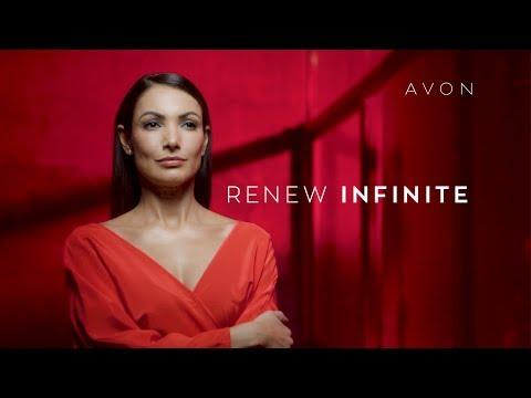Renew 25 Anos - Reinventando O Tempo   Avon