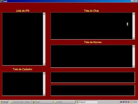 Chat Com Msn Feito Em Delphi 7