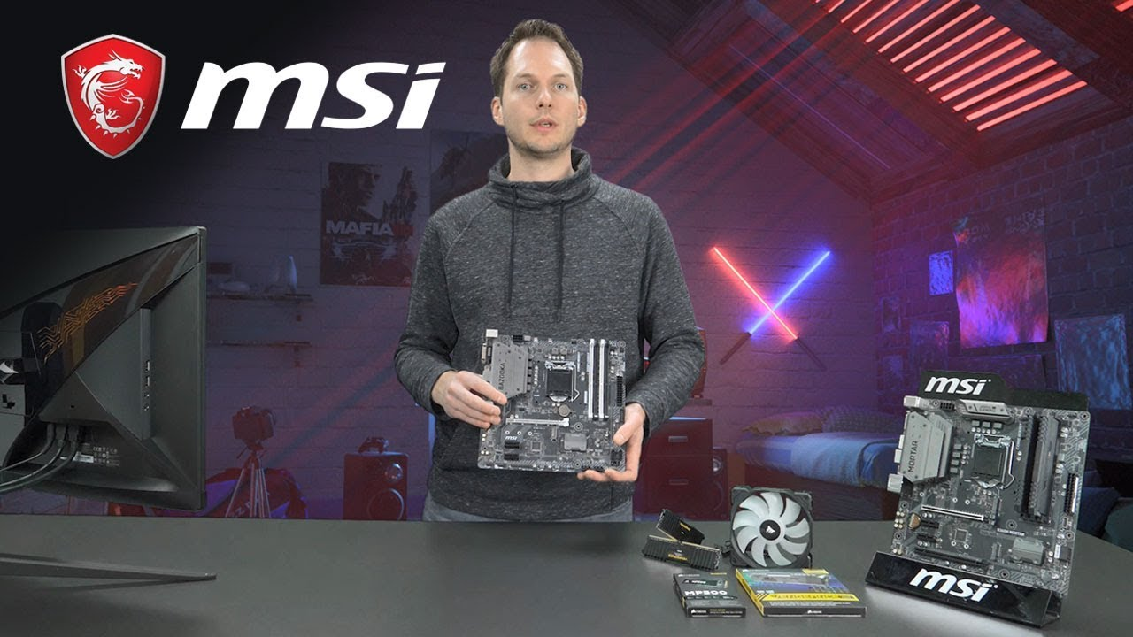 What you need to know about MSI B360M BAZOOKA| Gaming Motherboard | MSI