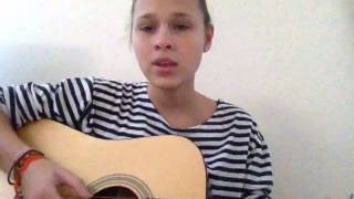 Justin Bieber - Be Alright (cover By Marge)