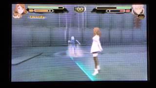 麦野沈利 VS アクセラレータ (究極) PSP とある魔術の禁書目録