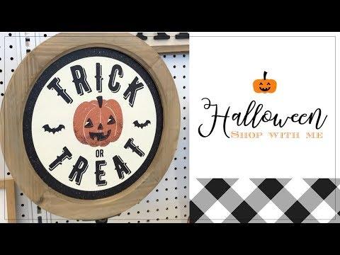 Halloween Shop with me at Joann Fabrics | Farmhouse Halloween | Halloween Decor | Fall Decor