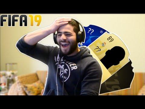 Pack Opening بتهزر معايا في إل  EA